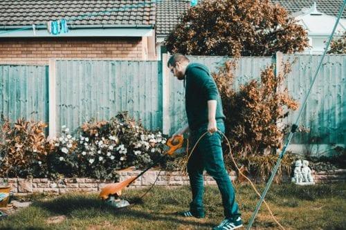Gardening Cleaning