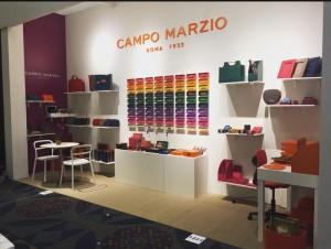 A Non Traditional Trade Show Booth For Campo Marzio In Miami