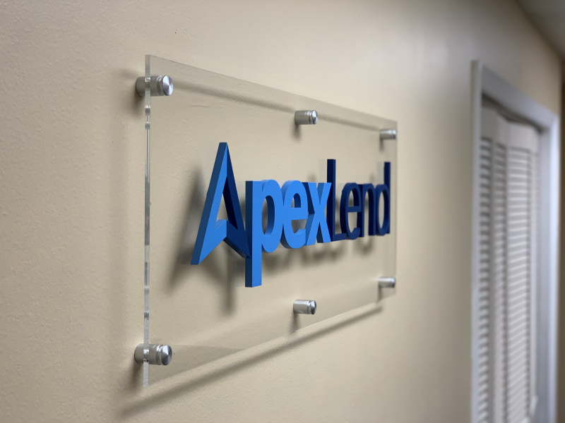 Panel and Dimensional Letters Sign - Sign Partners Boca Raton