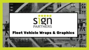 Fleet Vehicle Wraps & Graphics - Sign Partners Boca Raton & Melbourne, FL