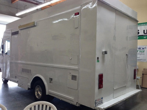 Food truck wraps and graphics Orange County