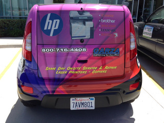 Can you repair vehicle wraps