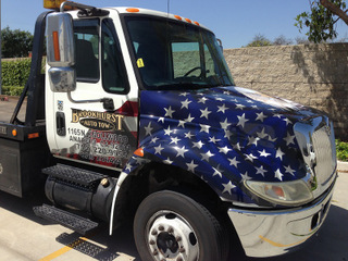 Replace bad vehicle wraps with new ones in Orange County