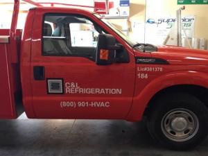 Fleet Graphics Program Orange County