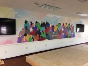 Interior Vinyl Wall Wraps Orange County