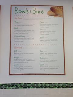 Menu Board for Restaurants in Orange County