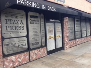 Full Window Wraps for Restaurants in Orange County