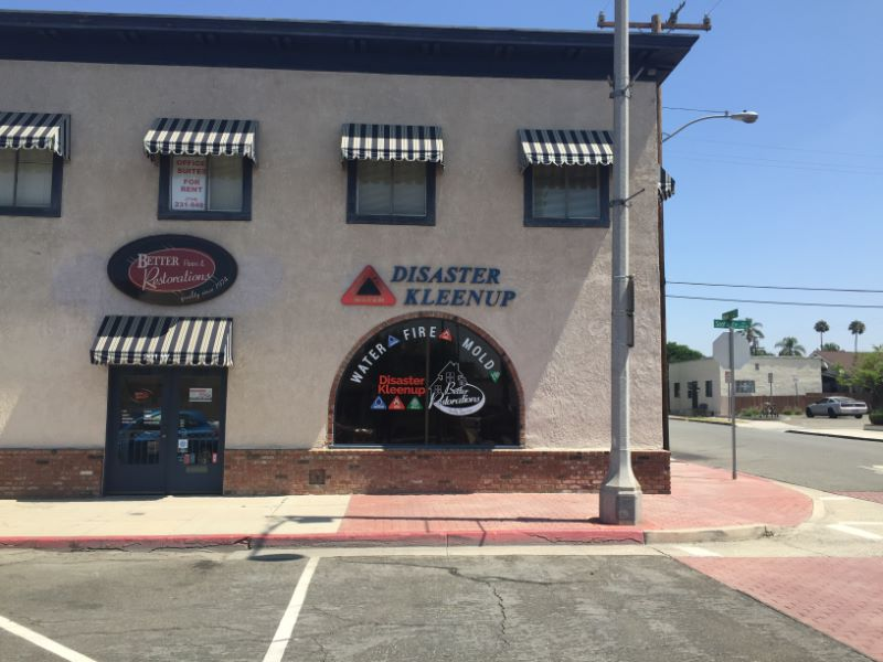 Window graphics for businesses in Orange County CA