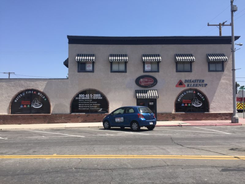 Storefront window graphics for businesses in Orange County CA