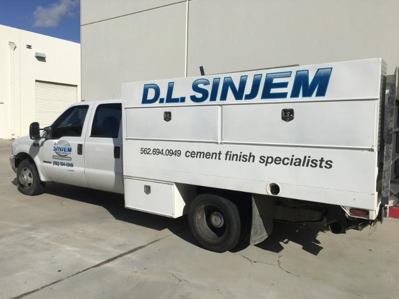 add life to vehicles with fleet truck graphics in La Habra CA