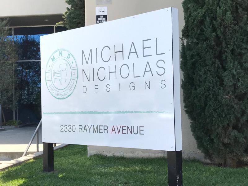Business Exterior Signs in Fullerton CA