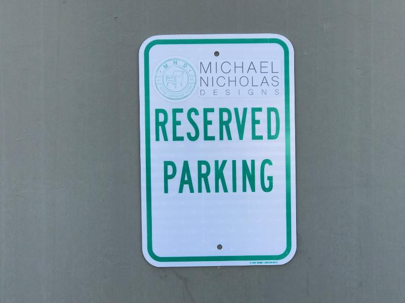 Custom Parking Signs for Businesses in Fullerton CA