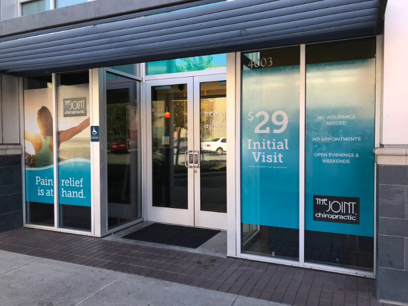 Perforated Window Graphics For Retailers In Orange County