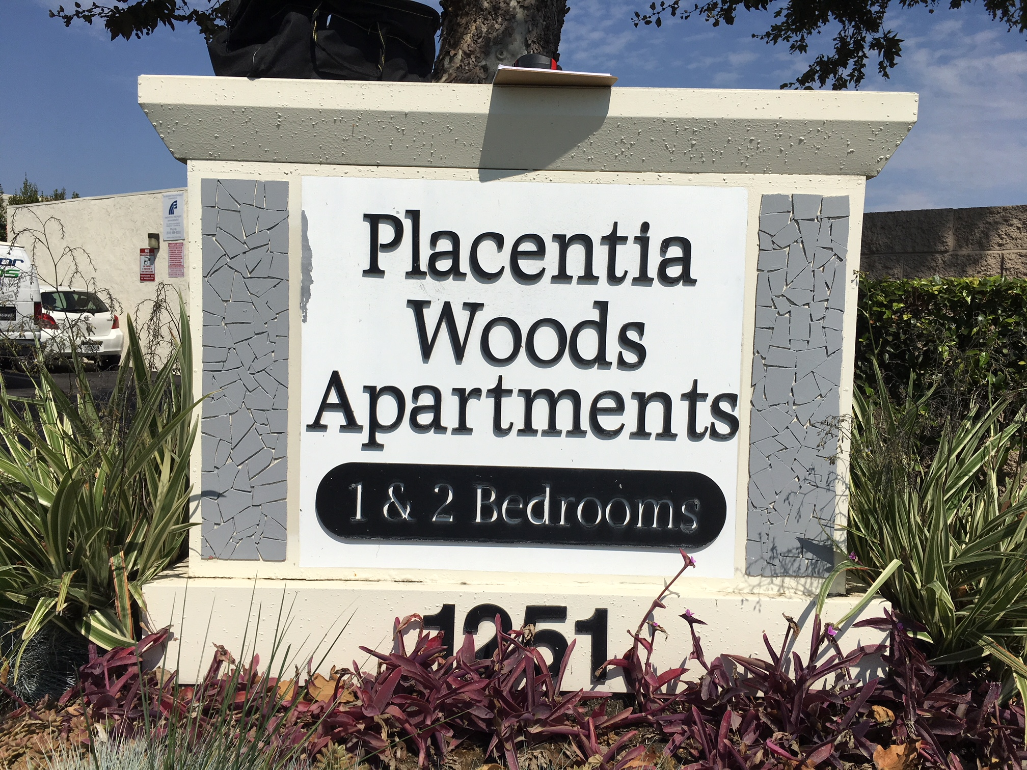 Apartment Complex Name Change Leads to a Monument Sign ...