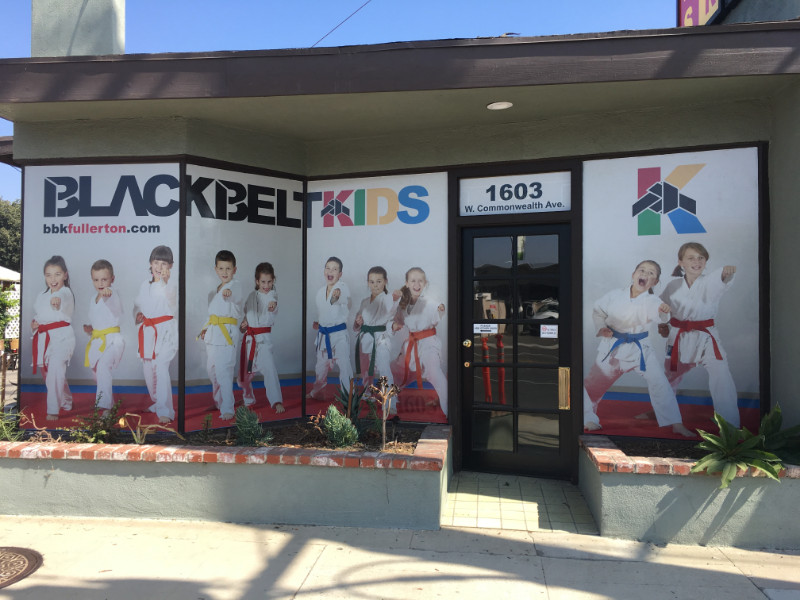 window graphics and vinyl wraps in Orange County