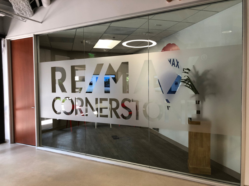 Branding A Real Estate Broker S Offices In Brea Includes