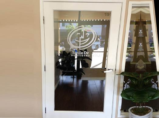 Frosted and Etched Window Graphics
