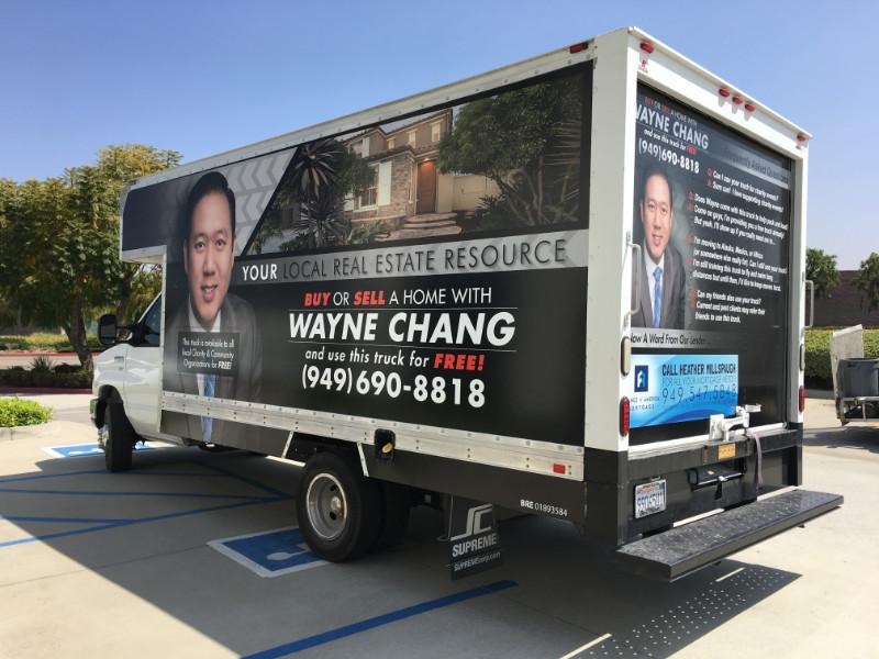 vehicle wrap marketing
