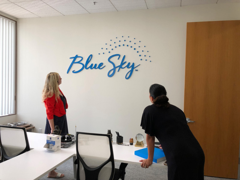 Conference Room Wall Logos Newport Beach CA