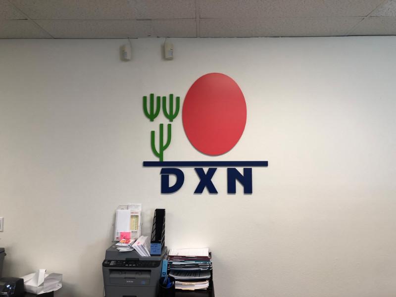3D logo sign in Walnut CA