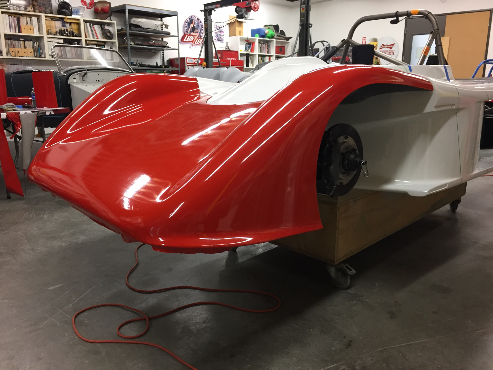 Custom Car Wraps Designed and Installed in Fullerton!