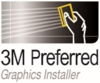3M Vinyl Graphics Preferred Installers Los Angeles County CA