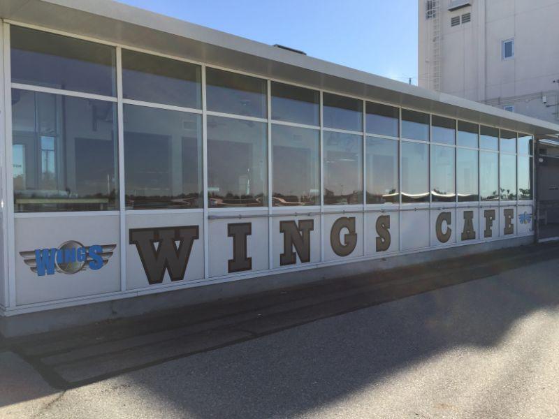 Vinyl lettering and logos for restaurants in Fullerton CA