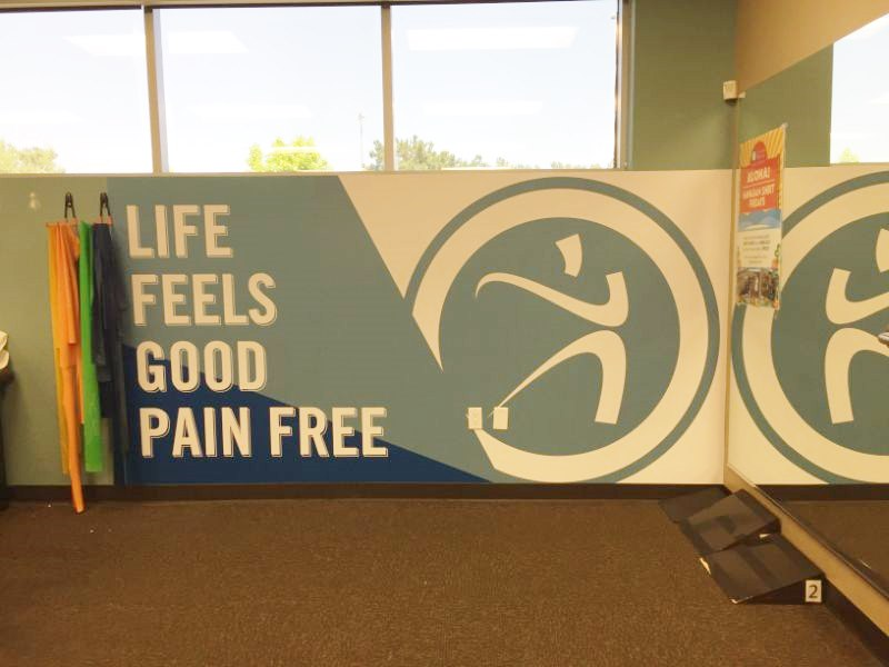Wall Graphics for Irvine
