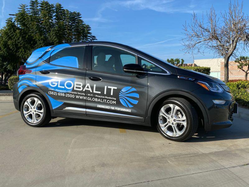 custom vehicle graphics in Whittier