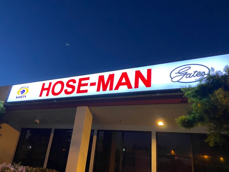 LED Lighted Signs in La Mirada CA