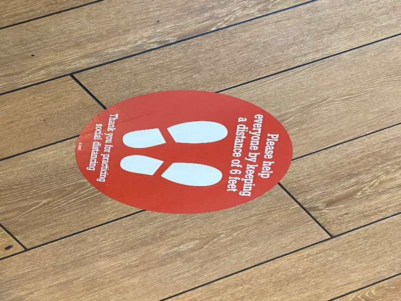 COVID-19 Prevention Signs for Schools