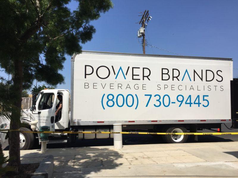 Fleet Vehicle Graphics in Orange County CA