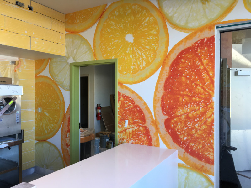 printed wallpaper and printed wall coverings in Orange County CA