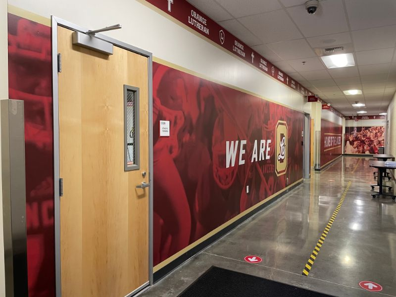 wall murals for schools in los angeles