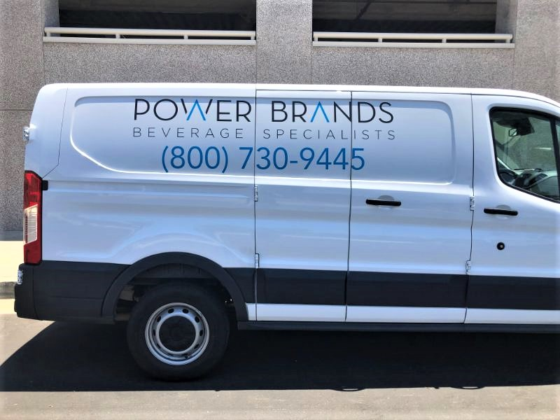 Fleet Vehicle Graphics Programs for Businesses in Orange County California