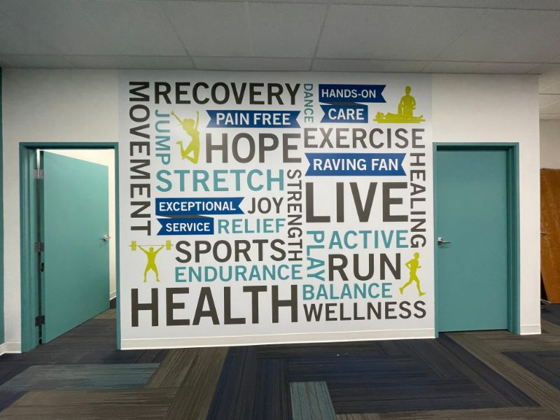 word wall graphics in anaheim, ca