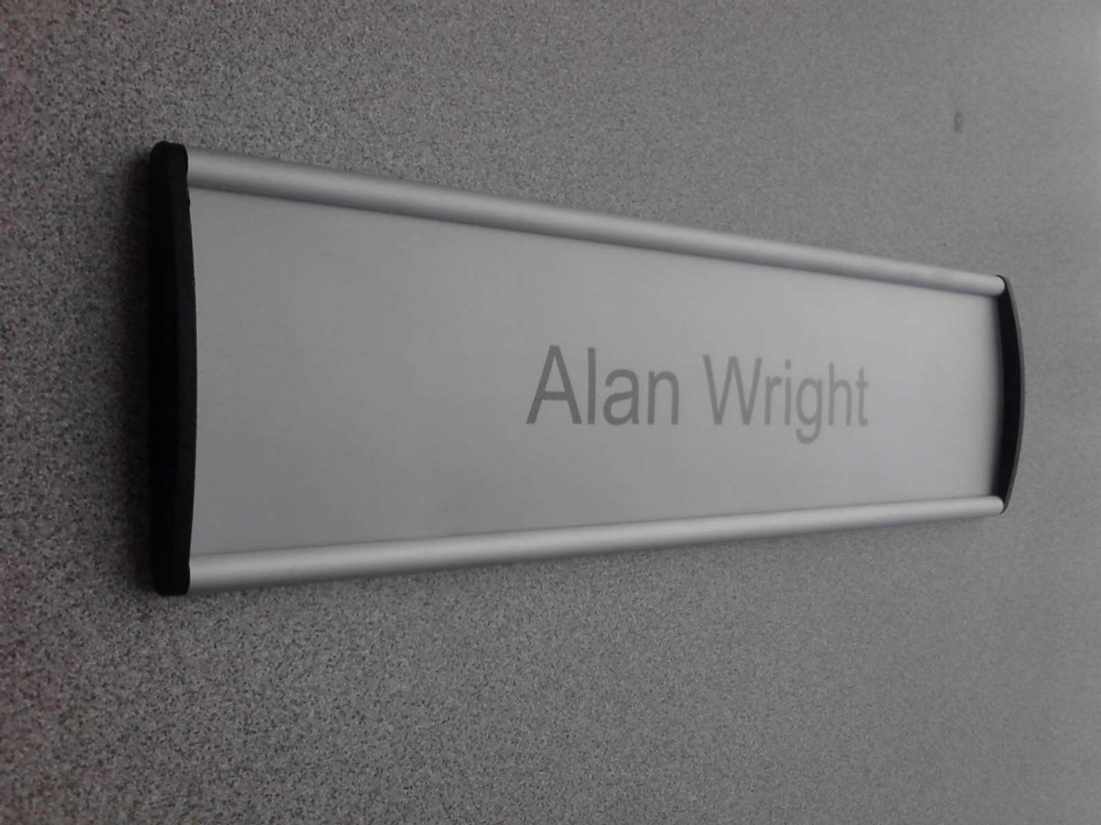 Custom Engraved Office Nameplates and Placards in Vista/Carlsbad ...