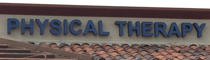 Custom Channel Letters for Spine & Sport – National City, CA