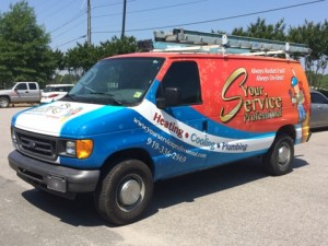 Best Vehicle Wraps in Raleigh NC