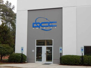 Exterior Dimensional Letters Raleigh NC