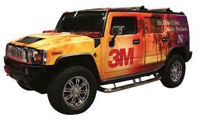 3M Vehicle Wraps Raleigh NC