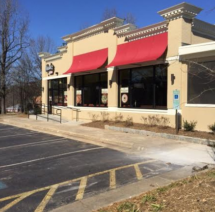 Awnings for Restaurants in Cary NC