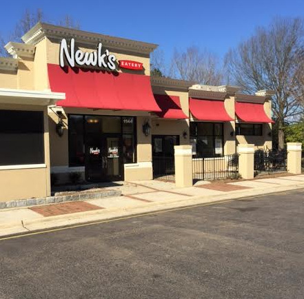 Newk 39 s shines with exterior restaurant signs in cary nc for An cuisine cary nc