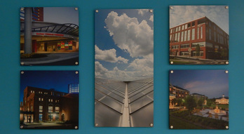 Mounted Office Prints Raleigh NC