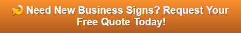 Free quote on new business signs in Cary NC