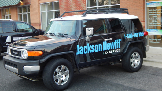 Vehicle Wraps in Chapel Hill NC