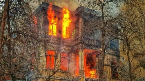 Basement Fires