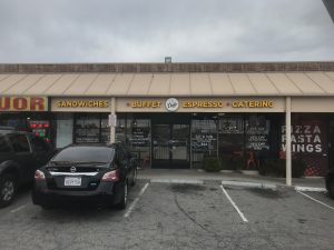 Chatsworth, CA - Lighted Signs to Advertise New Restaurant