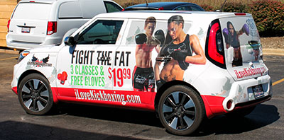 Custom Vinyl Car Wraps And Graphics In Chicago Il