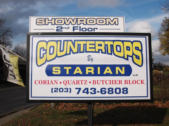 Custom Signs Light Box Signs Countertops By Starian